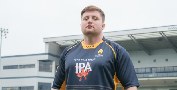 Campaign Series: NEW BOY: Jack Cosgrove has signed for the Dragons