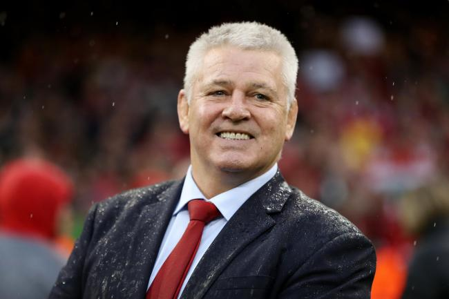Gatland set for Lions job in South Africa