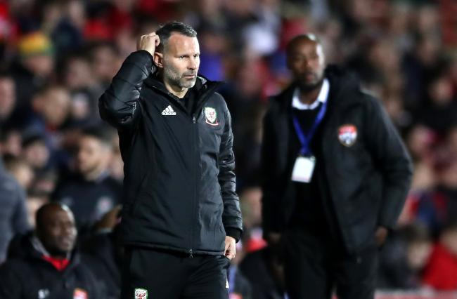 Wales boss Giggs explains Bale omission in Wrexham