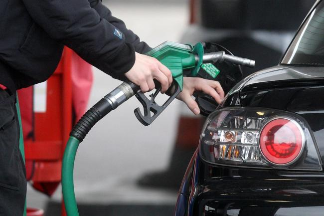 FUEL PRICE DROP - 2 supermarkets reduce cost of petrol and diesel