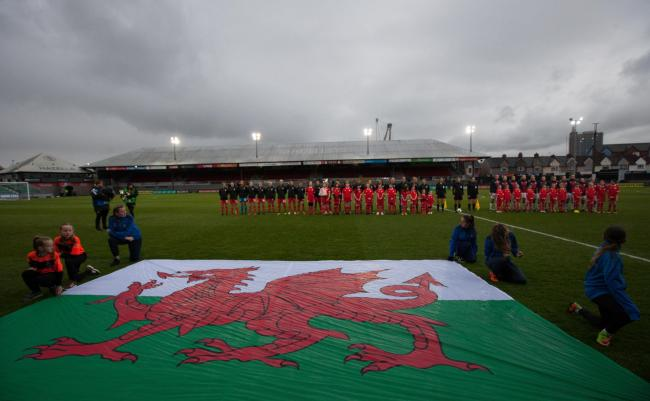 HOME:The Wales women's team will be back at Rodney Parade for their Euro 2021 qualifiers