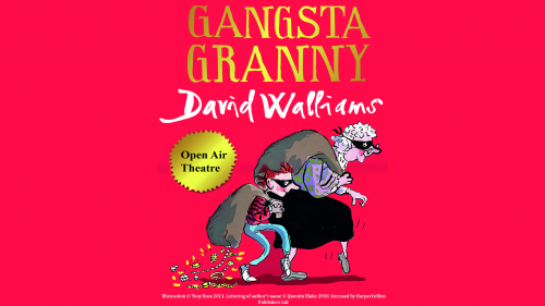 Gangsta Granny - outdoor theatre